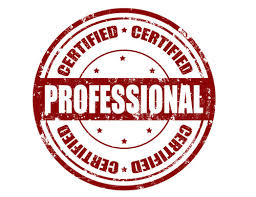 Certification Curriculum